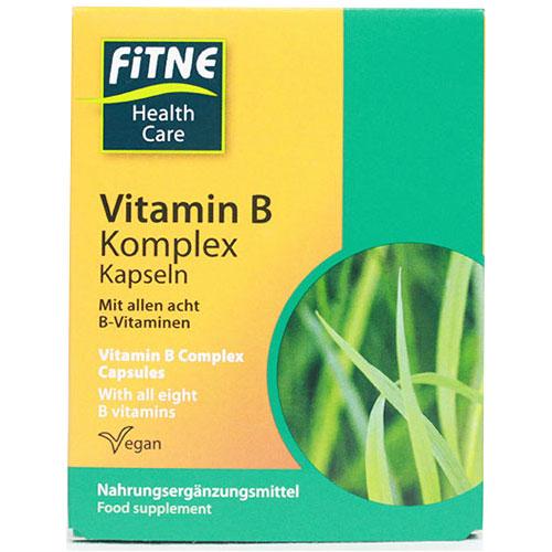피트네 비타민B 복합영양제 60캡슐