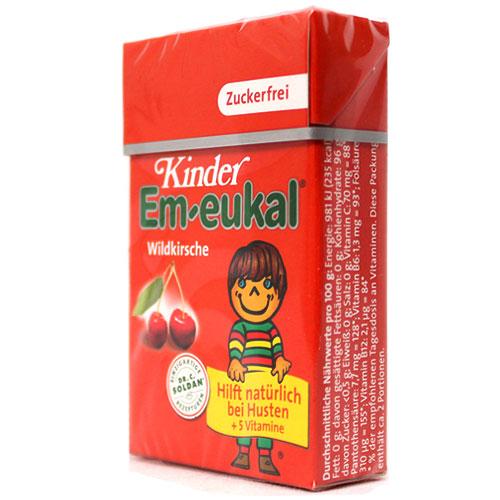 엠오이칼 어린이 무설탕 목캔디 40g (포켓형)