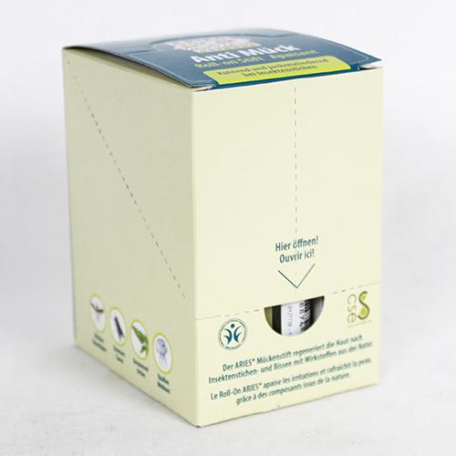 아리에스 안티 뮈크(벌레) 천연스틱 10mlX12개묶음 (박스상품)