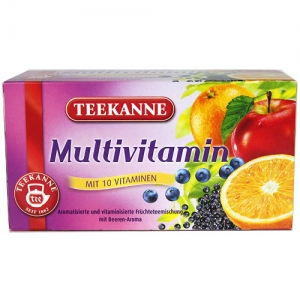 테칸네 멀티비타민차 20티백