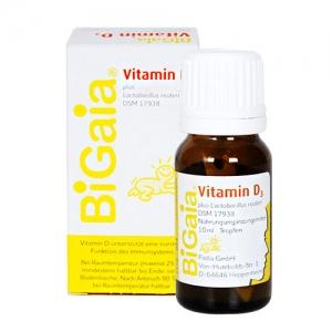 바이오가이아 프로텍티스 플러스 비타민 D3 10ml