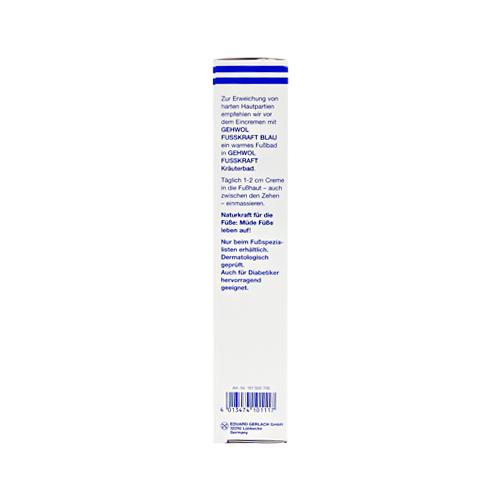 게볼 풋크림 블루 125ml