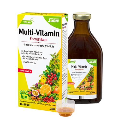 살루스 멀티비타민 에너지틱쿰 250ml