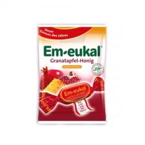 엠오이칼 석류&꿀 목캔디 75g