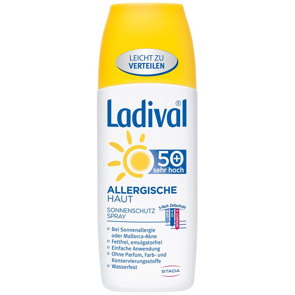 라디발 LSF50+ 썬스프레이 150ml (트러블성피부)