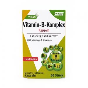 살루스 비타민B 콤플렉스 복합영양제 60캡슐