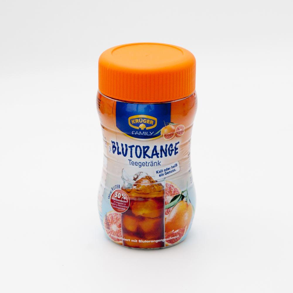 크뤼거 50% 저칼로리 블러드오렌지 아이스티 400g