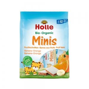 홀레 바나나&오렌지 과일바 100g (생후 12개월~)