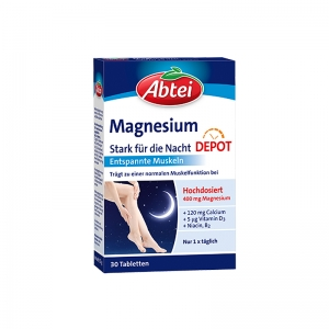 압타이 마그네슘 데폿 30캡슐 (저녁용)