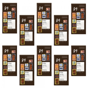 비바니 카카오89% 수페리어 다크초콜릿 80gX10개묶음