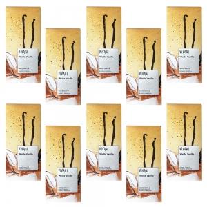 비바니 바닐라 화이트초콜릿 100gX10개묶음