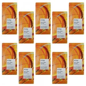 비바니 오렌지 다크초콜릿 100gX10개묶음