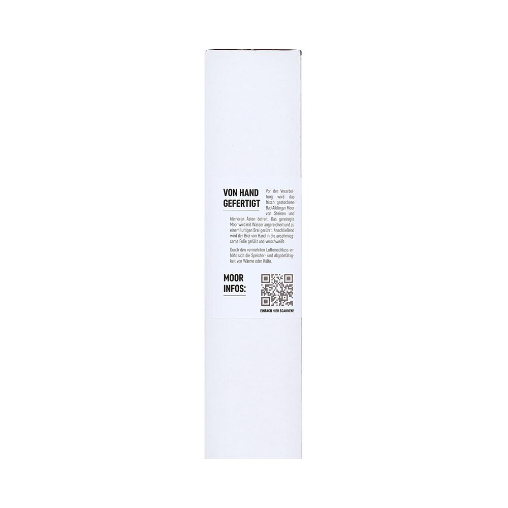 부어첼세프 천연무어팩 (목/어깨 전용)
