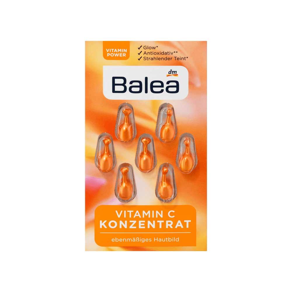발레아 비타민C 앰플 7개입