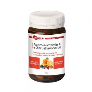닥터볼츠 아세로라 비타민C+ 바이오 플라보노이드 90g