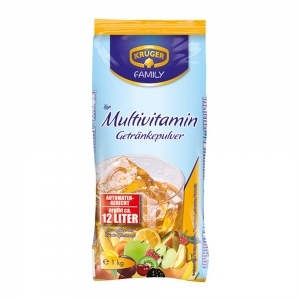 크뤼거 멀티비타민 아이스티 분말 1kg