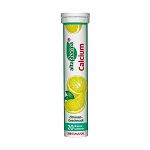 알타파마 발포 비타민 칼슘 20정