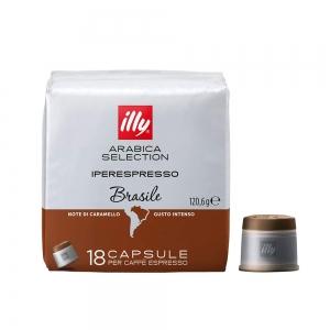 일리 모노아라비카 브라질 캡슐커피 1팩 (총18캡슐)