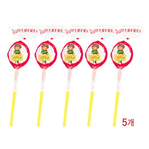 엠오이칼 어린이용 비타민 막대사탕 무설탕 5개묶음