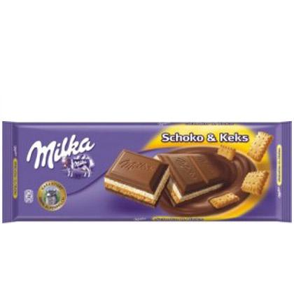 밀카 비스킷 초콜릿 300g