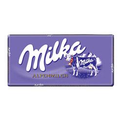 밀카 알프스 밀크초콜릿 100g