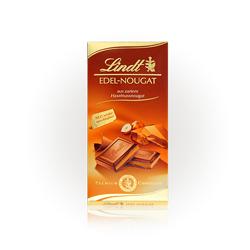 린트 Tafel 헤즐넛 누가 초콜릿 100g
